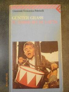 Il Tamburo Di Latta.Gunter Grass Il Tamburo Di Latta Feltrinelli Offerta Ebay