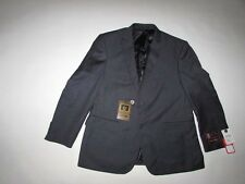 Giorgio Fiorelli Men's Blazer Size 42 Short NWT Dark Gray 42S Suit Coat Jacket