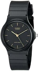 Casio-Classic-Men-039-s-Black-Resin-Strap-35mm-Watch-MQ24-1E