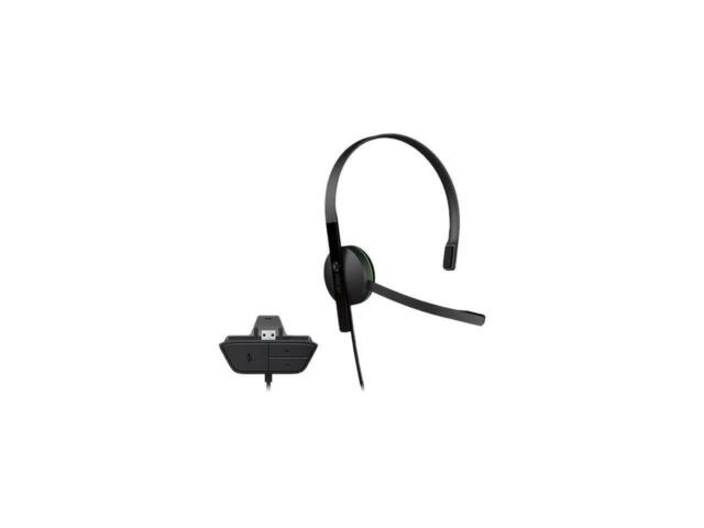 Microsoft S5V-00014 Xb1 Chat Headset 2018 Reset New