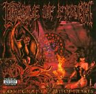Lovecraft & Witch Hearts [PA] by Cradle of Filth (CD, Jul-2012, 2 Discs, The End)