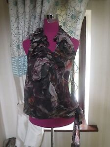 Size 8 Condition Amazing All Wrap Excellent 10 8 Saints Vika Top qaHp4w
