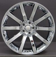 20x9 Chrysler 300c Srt8 Chrome Wheels Charger Challenger Rims Set 4 Mopar Dodge