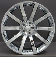 20x9 Chrysler 300c Srt8 Chrome Wheels Charger Challenger Rims Set 4 Mopar Dodge