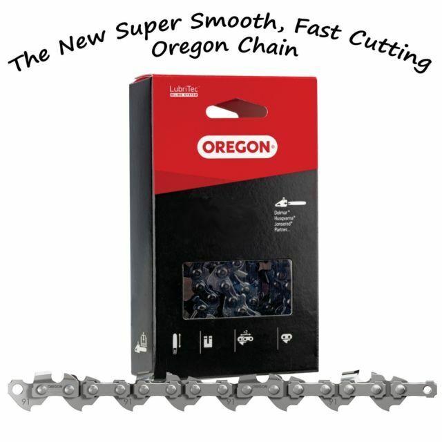 "Fits Florabest FHE710A1 /& 550 b2 Pole Pruner Oregon 10/"" 91P040X Chainsaw Chain"