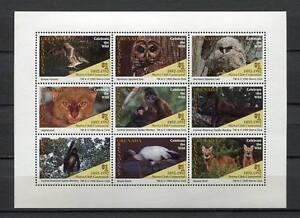 26025) Grenada Grenadines 1996 MNH New Wild Animals