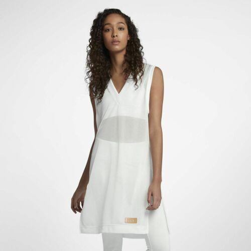 Robe X Sportswear Summit Femme Nike Powerful Beautiful White Xs pour BEqEwr