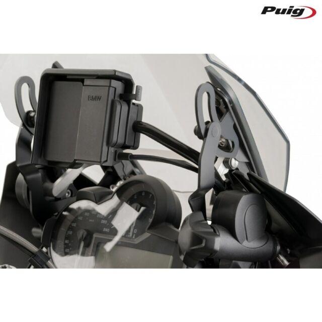 Puig 7566n Brackets Support Fairing Black BMW 1200 R GS Adventure K51 2014-2016