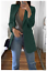 Women-Slim-Casual-Blazer-Jacket-Top-Outwear-Long-Sleeve-Career-Formal-Long-Coat thumbnail 22