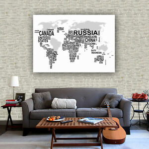Fabric canvas poster vintage letters puzzle drawing world map bar image is loading fabric canvas poster vintage letters puzzle drawing world gumiabroncs Gallery