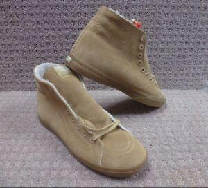 D hi Forro Polar lo Sk8 color Lark Vans Zapatos Hombre xqOFwFHU