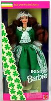 Mattel Irish Barbie Dolls Of The World Collection Toys