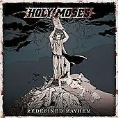Holy Moses - Redefined Mayhem (2014)  CD  NEW/SEALED  SPEEDYPOST