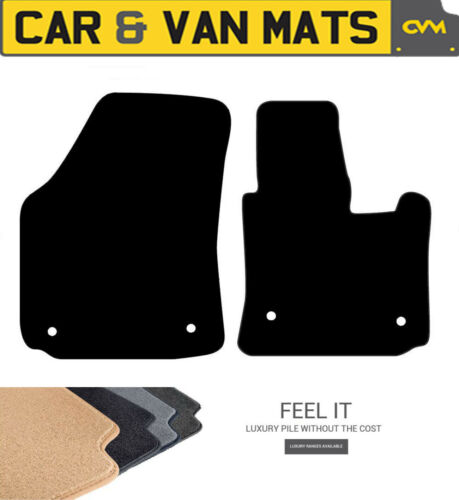 VW Caddy Van New Fully Tailored Choice of Carpet Car Floor Mats 2010 To Date