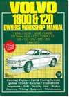 Volvo 1800 and 120 Owners Workshop Manual by Brooklands Books Ltd (Paperback, 1992)