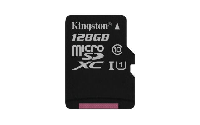 128GB Kingston Canvas wählen microSD Speicherkarte CL10 UHS-I
