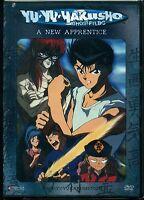 Yu Yu Hakusho Ghost Files A Apprentice Vol 3 Dvd Sanae Miyuk Dvd Sealed