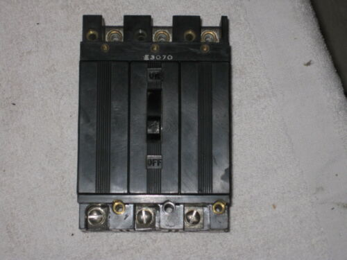 Westinghouse E3070 Circuit Breaker 3 Pole 70 Amp 240V