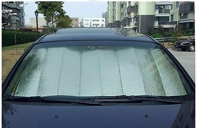 140x70cm AUTO ACCESSORY Universal CAR Windshield Glass Sunscreen Sunshade