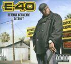 Revenue Retrievin': Day Shift [PA] [Digipak] by E-40 (CD, Mar-2010, Heavy on the Grind)