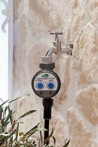Biogreen Automatische Bewasserungsuhr Gewachshaus Bewasserung Urlaub