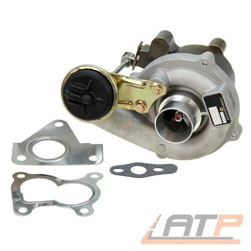 Sobrealimentadores turbocompresor para Renault Clio 2 1.5 DCI a partir de 01 Kangoo 1.5 DCI a partir de 02