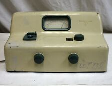 Bausch Amp Lomb Spectronic 20 Spectrometer Spectrophotometer 33 29 40