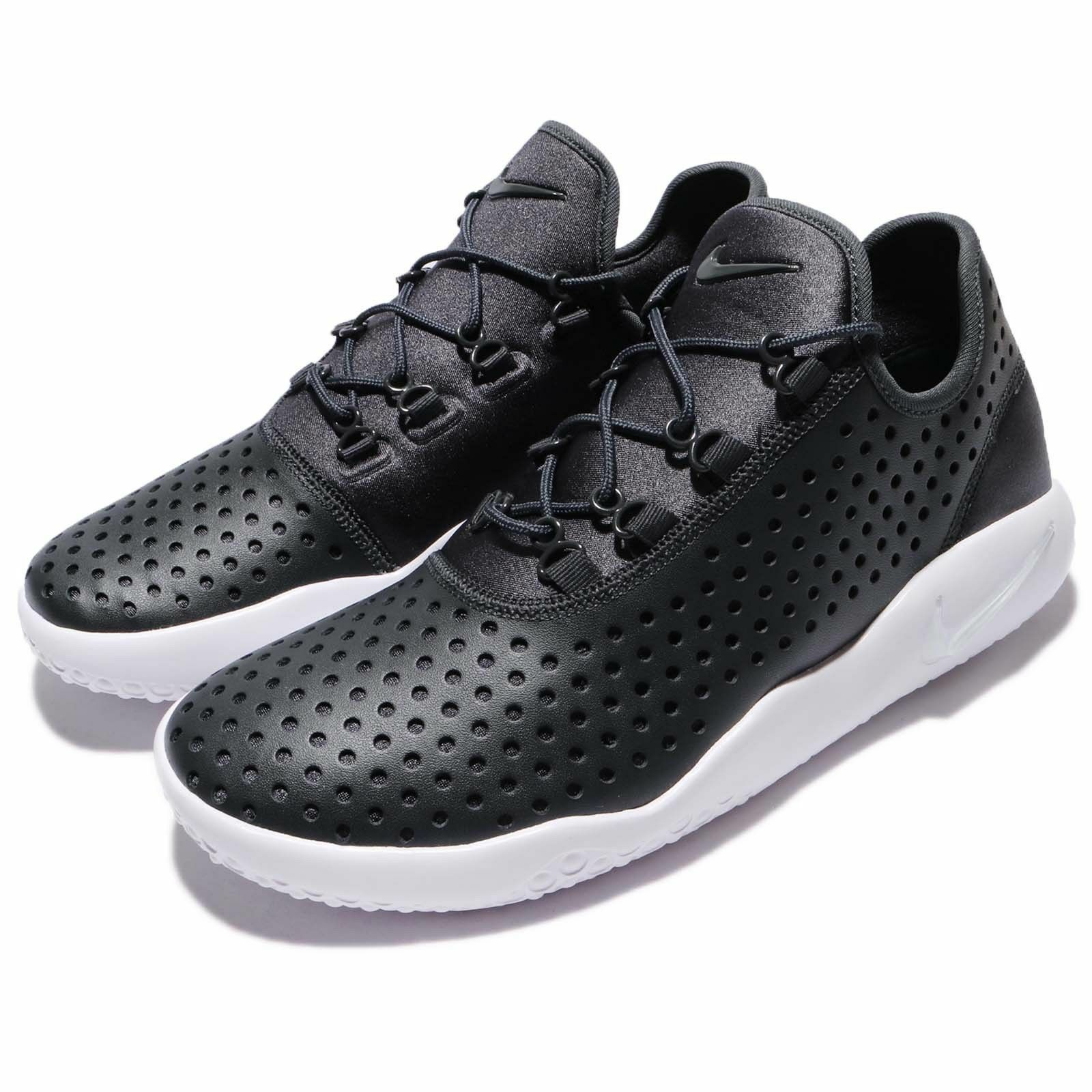 Nike FL-RUE  Anthracite White Black Men Casual shoes Sneakers 896173-002 11