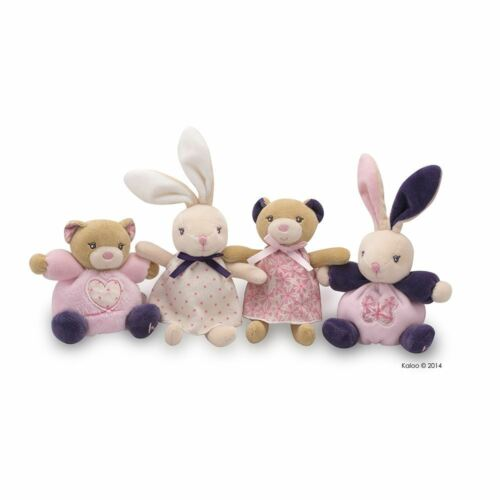Kaloo Petite Rose Assorted Minni Chubbies Soft Toys 0m+