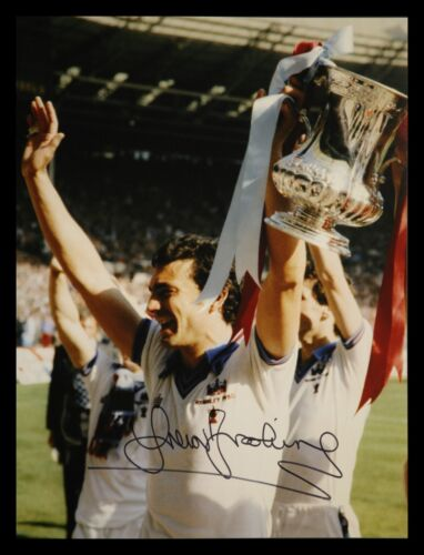 Trevor Brooking Signed West Ham United 12x16 Football Photograph New A