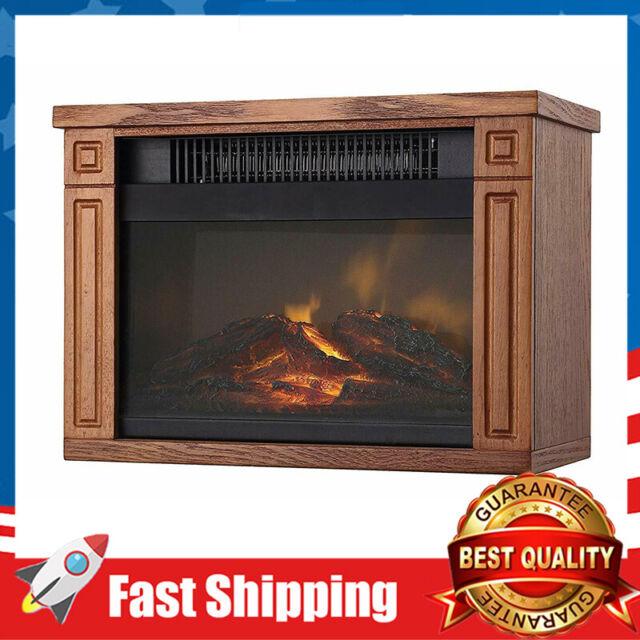 Life Pro Mini Fireplace Infrared Quartz Heater For Sale Online Ebay