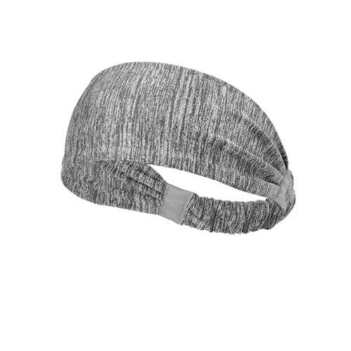 La Sueur-absorbant Sport Bandeau pour Yoga Running Large Cheveux Band Bandeau