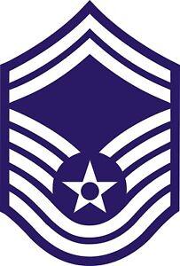 US-Air-Force-USAF-Senior-Master-Sergeant-Rank-Insignia-Decal-Sticker