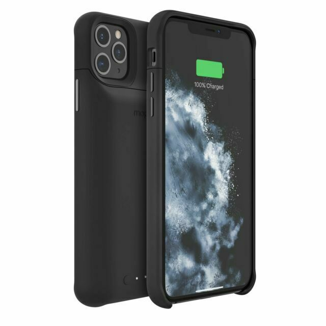 Mophie 401004407 Charging Battery Case For Apple Iphone 11 Pro Max Black For Sale Online Ebay Eyeshadow palettes, makeup brushes and lip colors from james charles, jaclyn hill, and others. mophie 401004407 charging battery case for apple iphone 11 pro max black