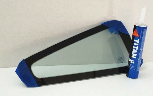 For 2010-2014 Ford Mustang 2-DR Coupe Rear Quarter Window Glass Passenger//Right