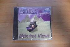 Michael Harris Distorted Views CD 2 Bonus Trax Chastain Leather Leone
