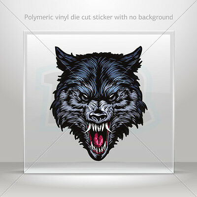 Sticker Decals Angry Black Panther Car Motorbike Bike Garage st5 W9938