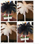 100pcs-Natural-white-Ostrich-feather-6-8in-15-20cm-Diy-carnival-costume-headress miniature 4