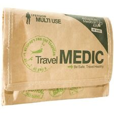 Adventure Medical Kits Travel Medic First Aid Kit 1 Person 0130-0417 New