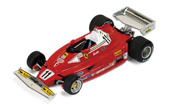 Ferrari 312T2 1977 Lauda Winner GP Germany SF19  1 43 Ixo Models