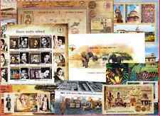 INDIA 2011 COMPLETE* YEAR COLLECTOR PACK OF 8 MINIATURES SUPERB CONDITION MNH