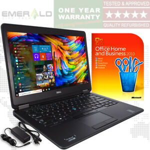 DELL-ULTRABOOK-CORE-i7-TOUCH-8GB-256GB-SSD-WIN-10-PRO-COMPUTER-LAPTOP-MS-OFFICE