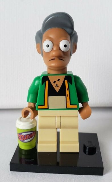 LEGO 71005 MINIFIGURES THE SIMPSONS #11 Apu Nahasapeemapetilon 100% Complete