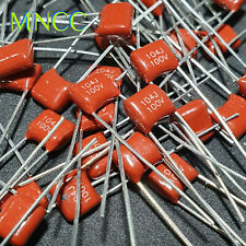 159A 10pcs 1.2uF 125J 400V CBB Metallized Film Capacitor