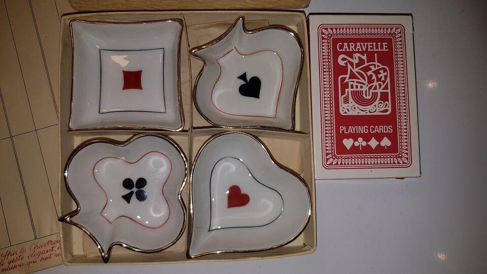 Porcelæn, Bridgeskåle, Ste Limousine de Porcelaines