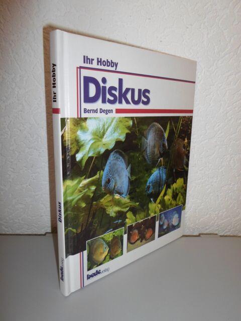 Ihr Hobby Diskus von Bernd Degen (1999)