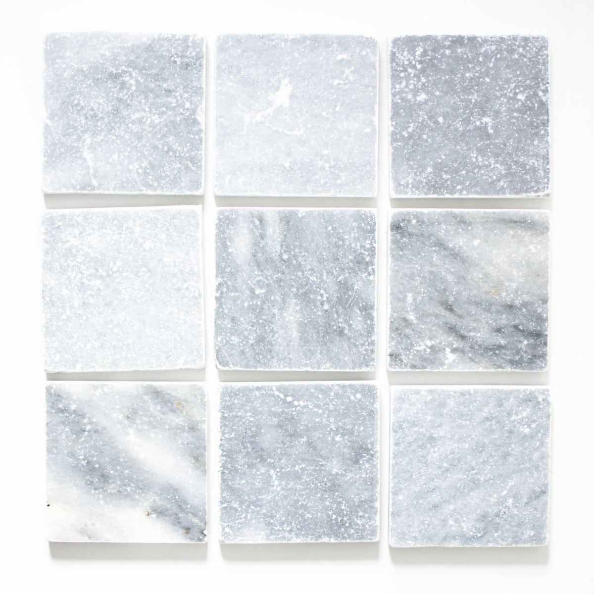 Fliese Bardiglio antique Marble Fliesenspiegel Küche Art F-45-40010   7,4 qm