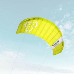 Lenkmatte-SKYMONKEY-Airtwister-1-8-Spannweite-180-cm-Lenkdrachen-Kite
