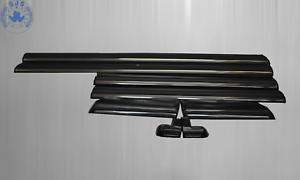 Trim Side Strips Mercedes W123 Lower Body 8-teilig