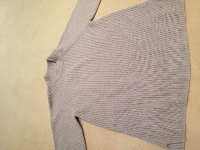 100% Cashmere Mercer and Madison jumper- Ladies size Small